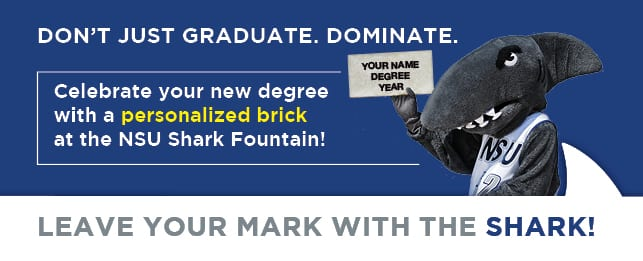 """Celebrate Your Success by """"Leaving Your Mark with the Shark"""" TODAY."""