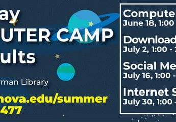 Computer Camp for Adults (Every Tuesday)