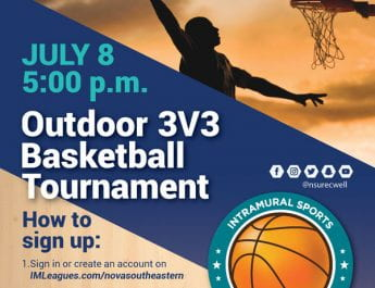 Outdoor 3v3 Basketball Tournament (sign-up by July 5)
