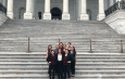 NSU Student Academy of Audiology Travels to Capitol Hill