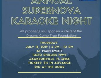 Jacksonville – Calendar of Events (July)