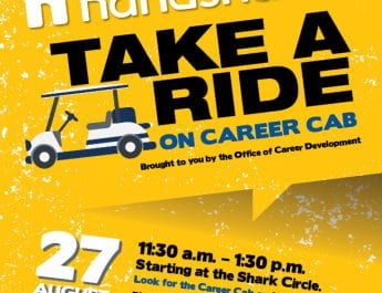 Take a Ride on Career Cab! (Aug. 27)
