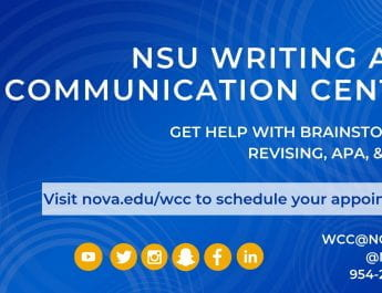 Writing and Communication Center Services