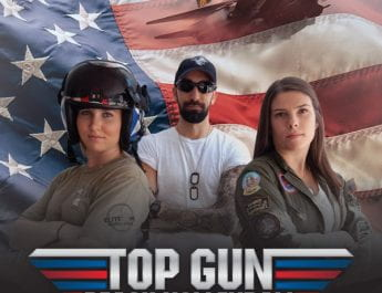 Top Gun Beach Volleyball Tournament and Cookout (Nov. 13)