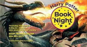 Harry Potter Book night 2020