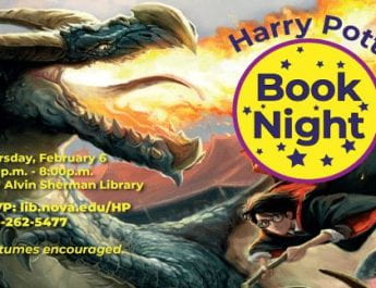 Harry Potter Book Night (Feb. 6)