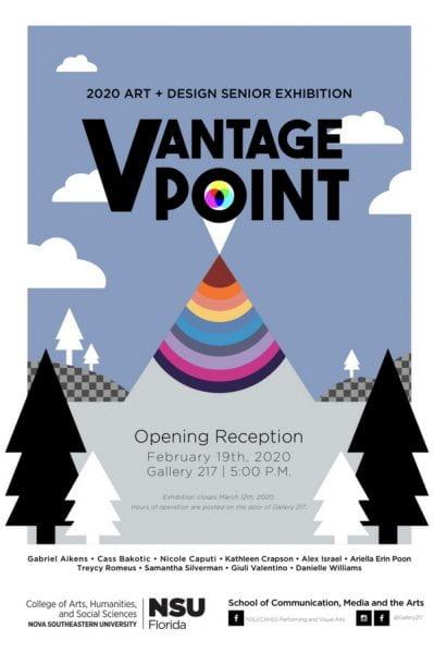 art exhibition Vintage Point