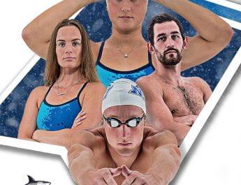 Sharks Swimming Set For 2020 NCAA Div. II National Championship Meet