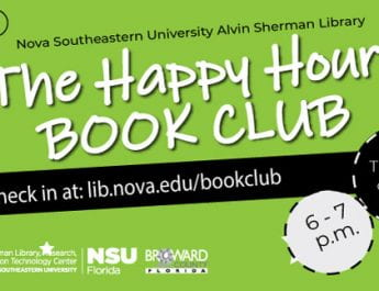 The Happy Hour Book Club (last Thursday of each month)