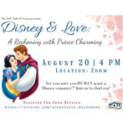 Love & Disney: A Reckoning with Prince Charming (August 20)