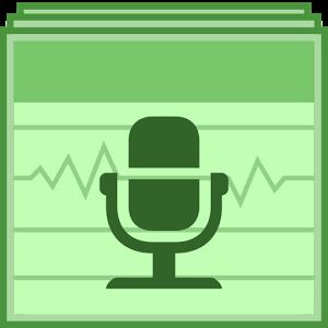 audio memos app logo