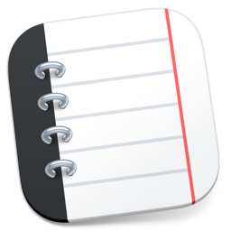 notebooks app logo