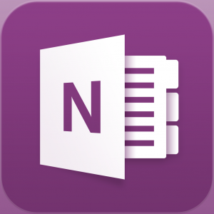 onenote app logo