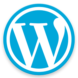 wordpress app logo