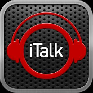 italk app logo