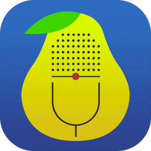 pear note app logo