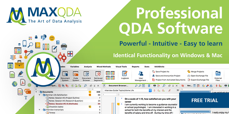 MAXQDA Software