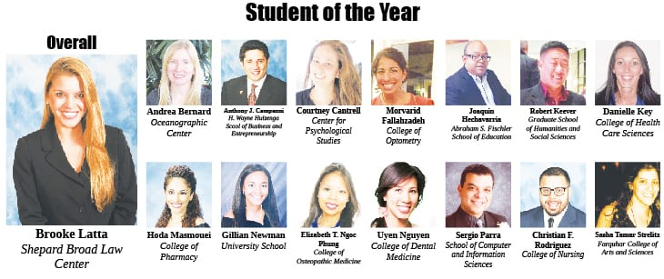 STUEYS - Student of the year