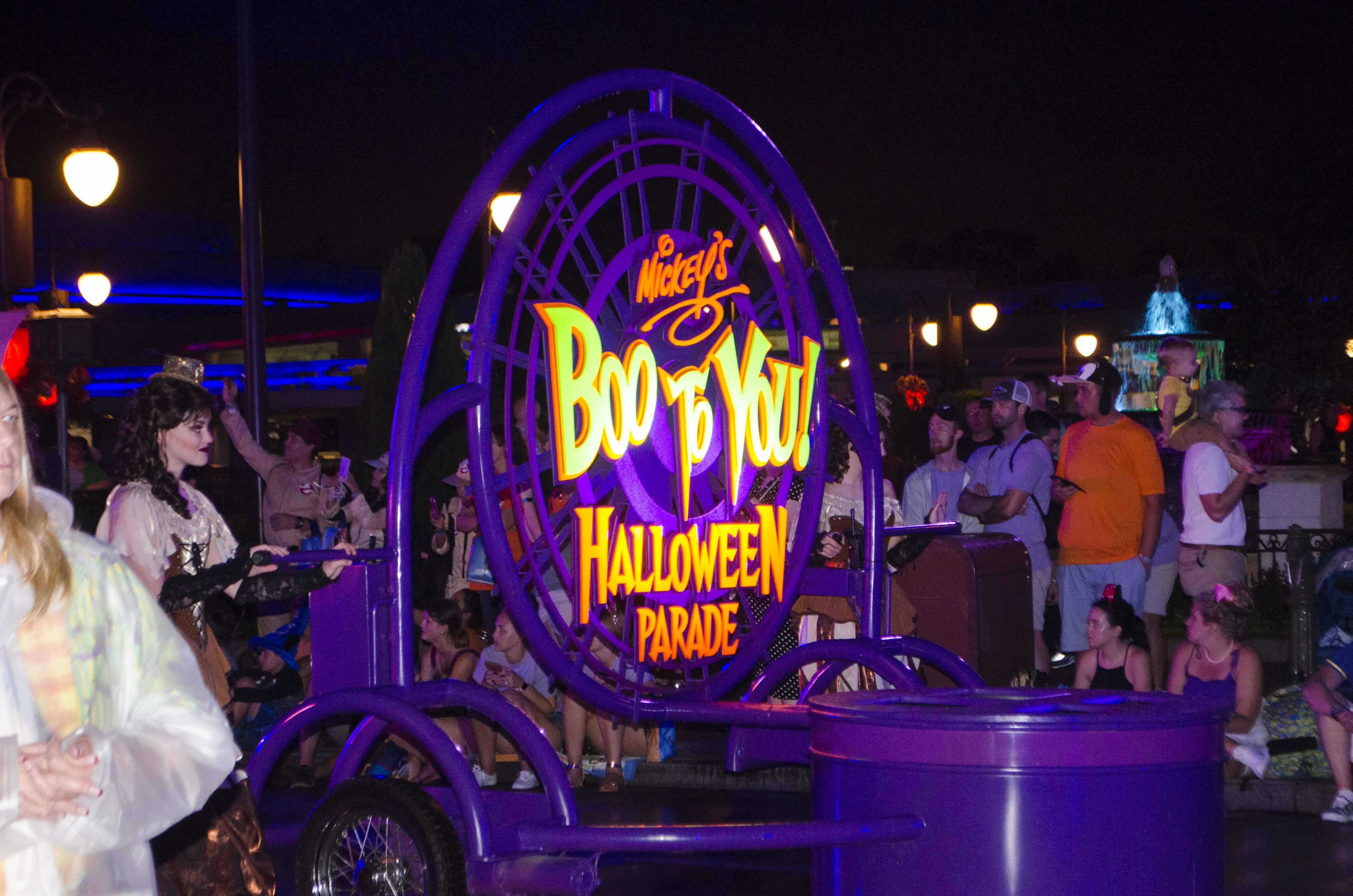 NSU is not so scared of Mickey\'s Halloween   The Current