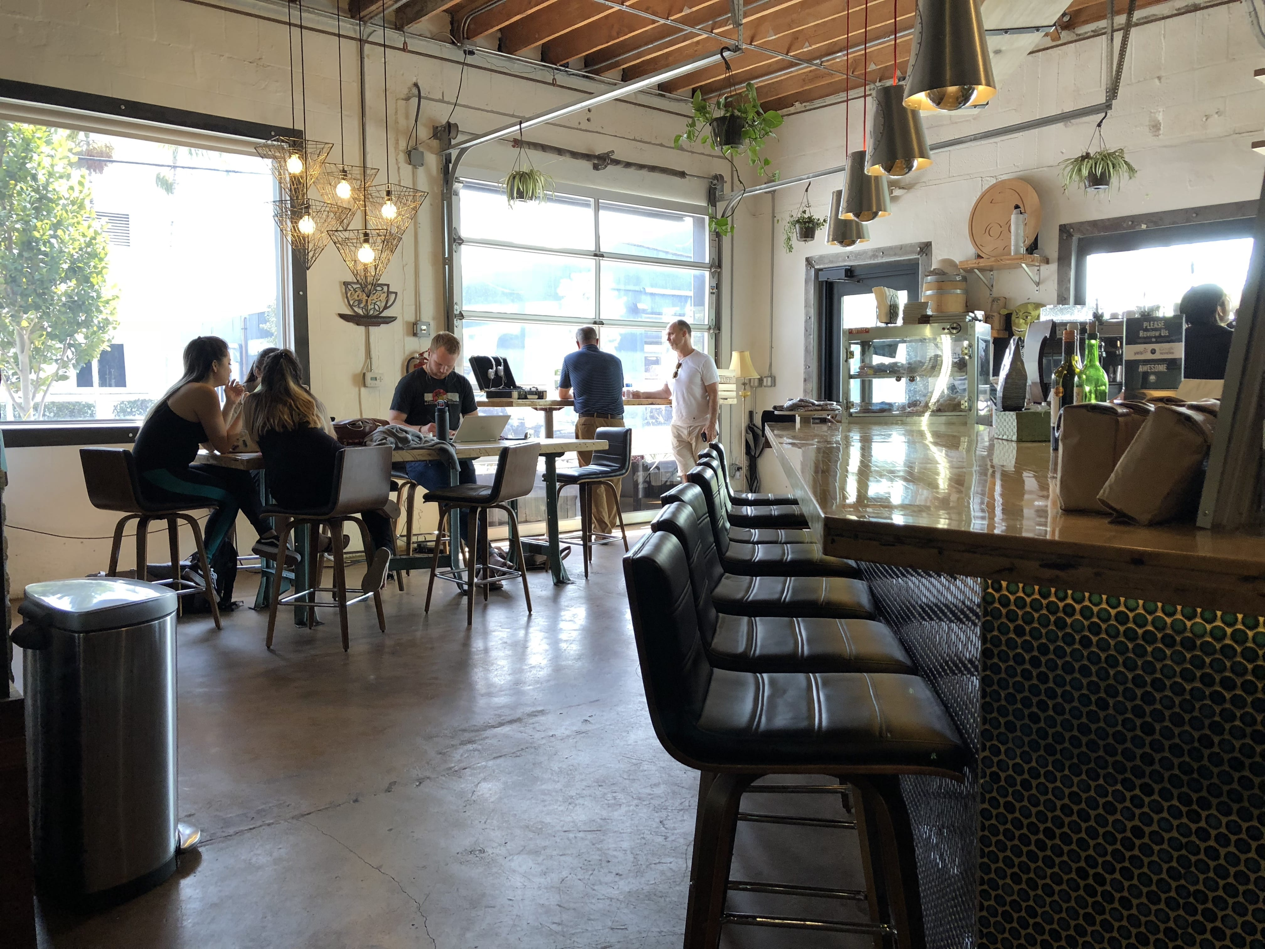 Places to Gill Out: The Grind Coffee Project   The Current