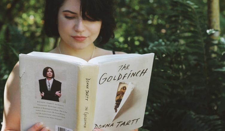 Bookshelf The Goldfinch By Donna Tartt The Current