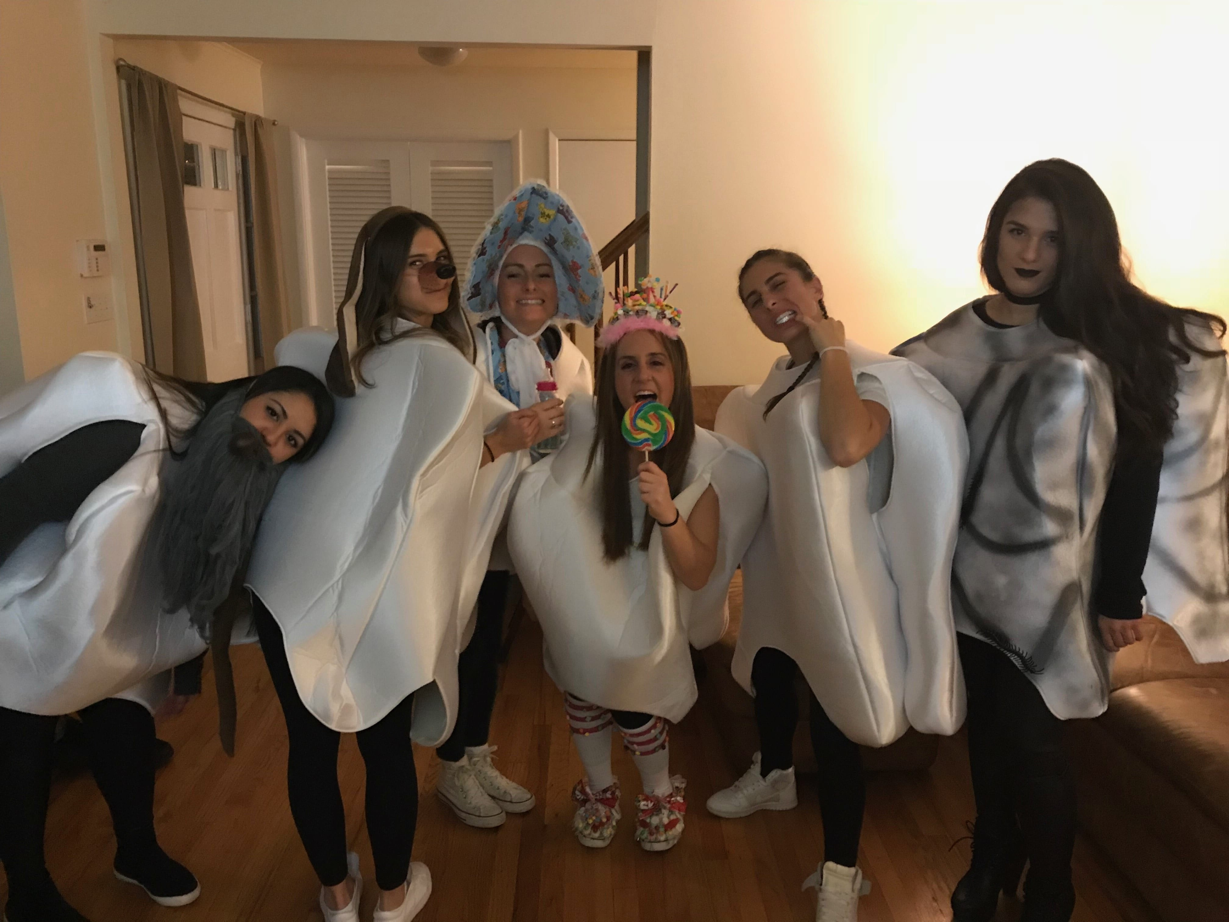 group halloween costumes for you and all of your besties | the current