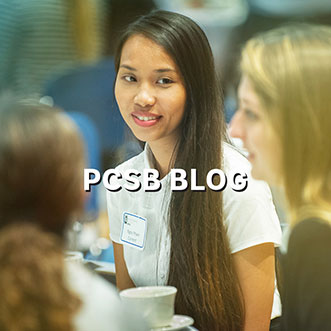 For the latest school of business news and information please visit the pcsb blog