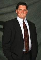 Mark DeFanti, Marketing Chair and Associate Professor of Marketing at the Providence College School of Business