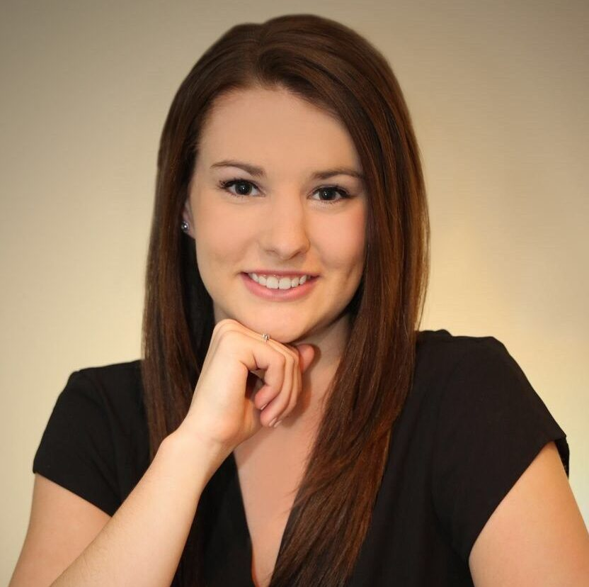 Headshot of Meghan Frazier.