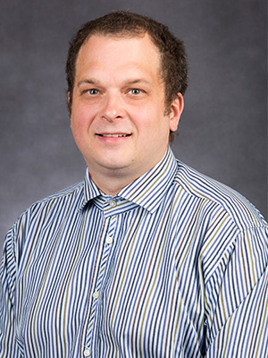 Ed Szado, Assistant Professor of Finance at the Providence College School of Business