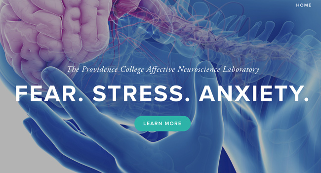 Fear. Stess. Anxiety. Learn More