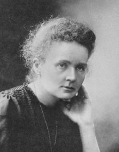 Marie Curie (Women's Studies Research Guide)