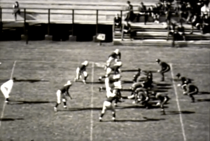 Providence College Football Film Clips, 1936-1937
