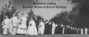 Providence College Summer School of Sacred Theology
