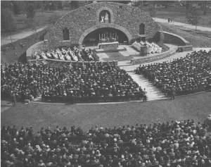 Providence College War Memorial Grotto