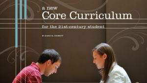 Image for A Core Curriculum for the 21st-Century