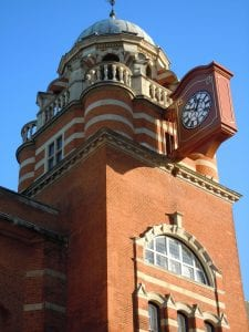 Clock Tower of City University in London