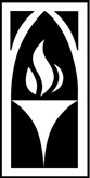 The PC torch logo