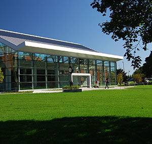 The Student Center at Providence College