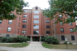 This is an image of Mal Brown Hall