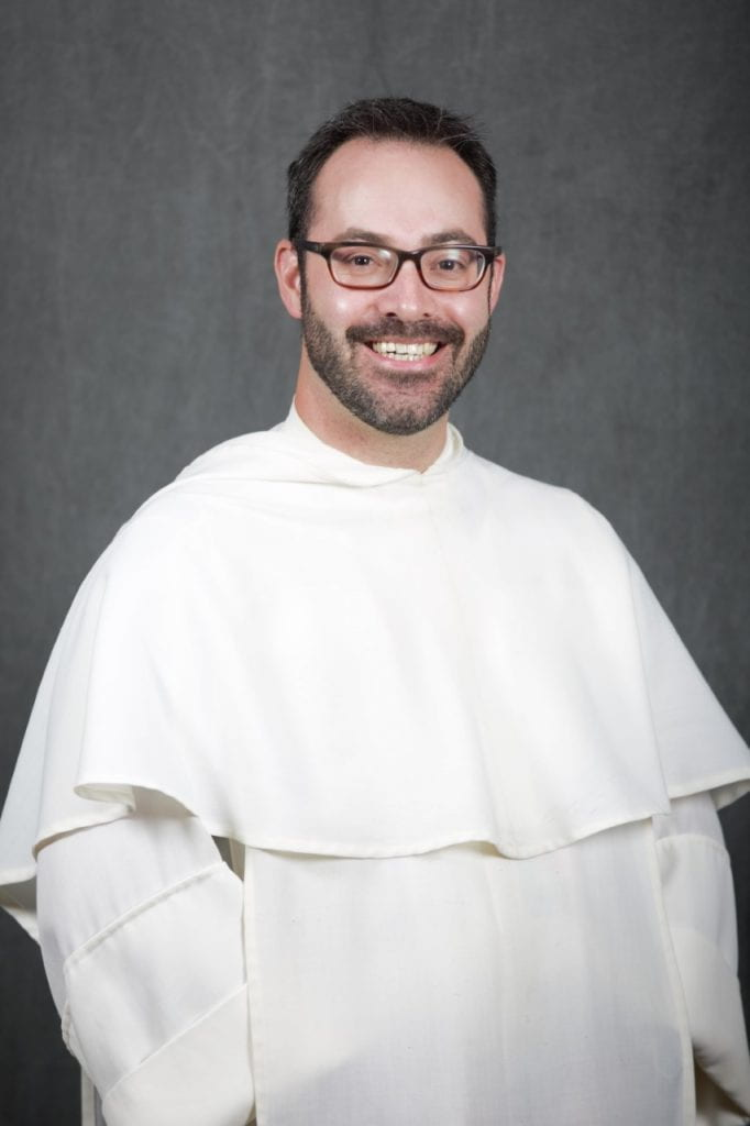 Headshot of Fr. Michael Weibley