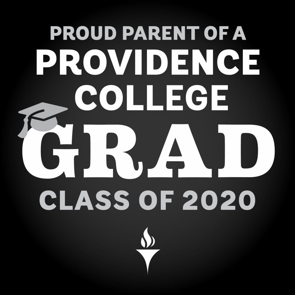providence college parent class of 2020 social media graphic