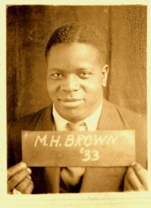 Registration photo for Mal Brown '33