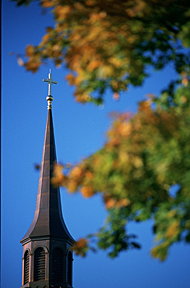 St. Dominic Chapel Steeple