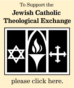 Click here to support the jewish catholic theological exchange