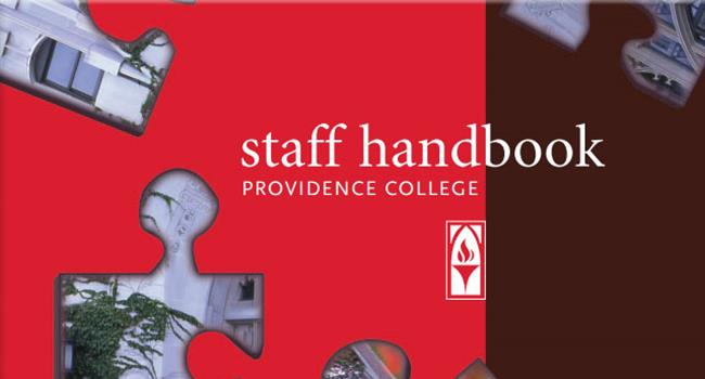Image for Staff Handbook