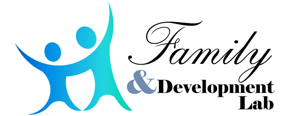 Banner Logo for the Family & Development Lab
