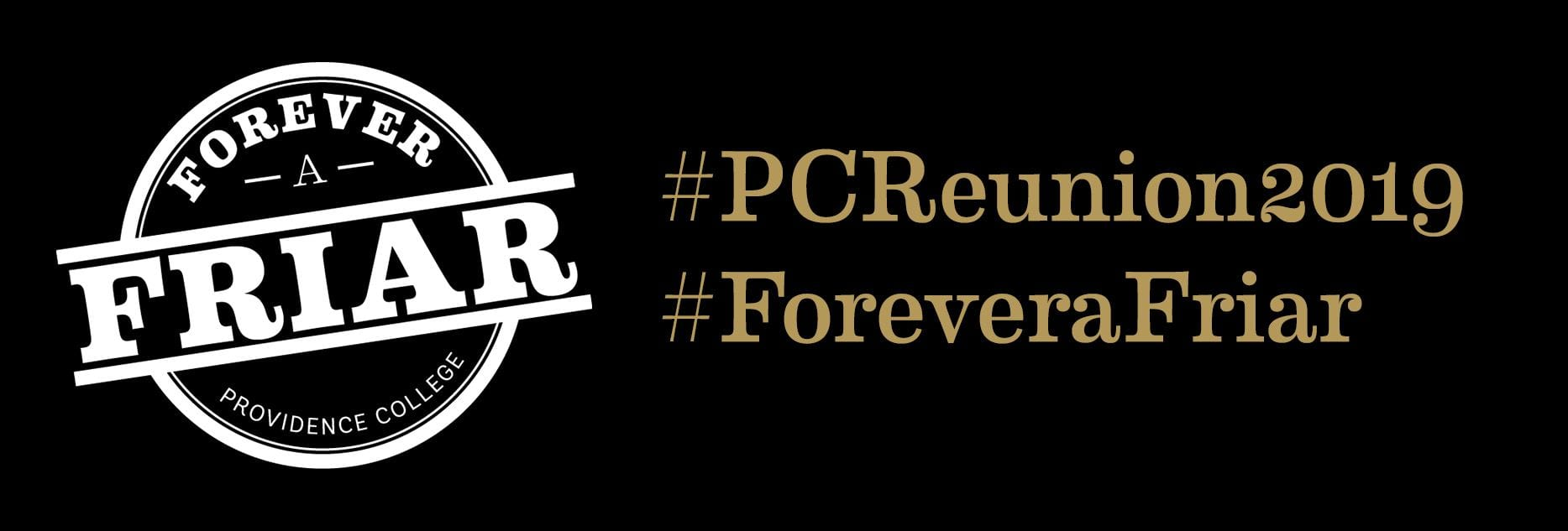 Reunion Mark #PCReunion2019 #ForeveraFriar