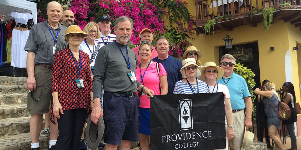 providence college travel group in cuba 2019