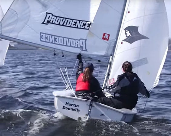 providence college sailing